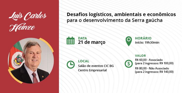 Desafios logísticos, ambientais e econômicos para o desenvolvimento da Serra Gaúcha