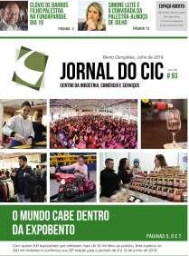 Jornal Edição de Julho de 2018