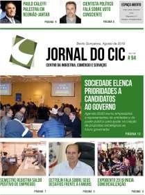 Jornal Edição de Agosto de 2018