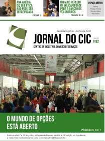 Jornal Edição de Junho de 2018