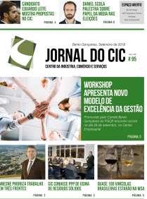 Jornal Edição de Setembro de 2018