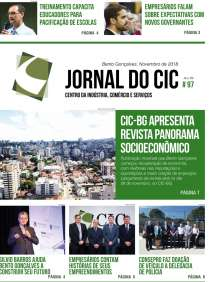 Jornal Edição de Novembro de 2018