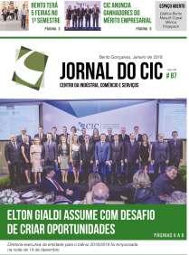 Jornal Edição de Janeiro de 2018