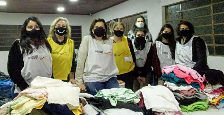 Voluntários têm até o dia 05 de dezembro para colocar em prática ações beneméritas
