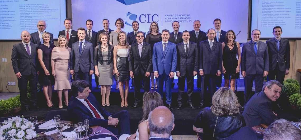 Elton Gialdi assume CIC-BG com desafio de criar oportunidades