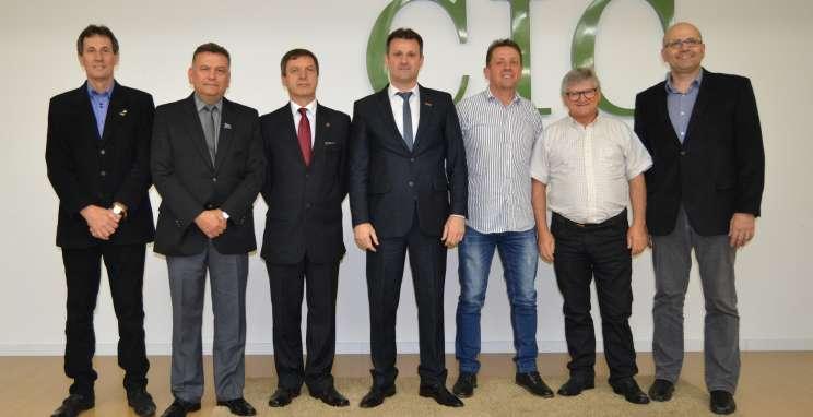 Presidente do CIC-BG assume Conselho Superior da Fundaparque