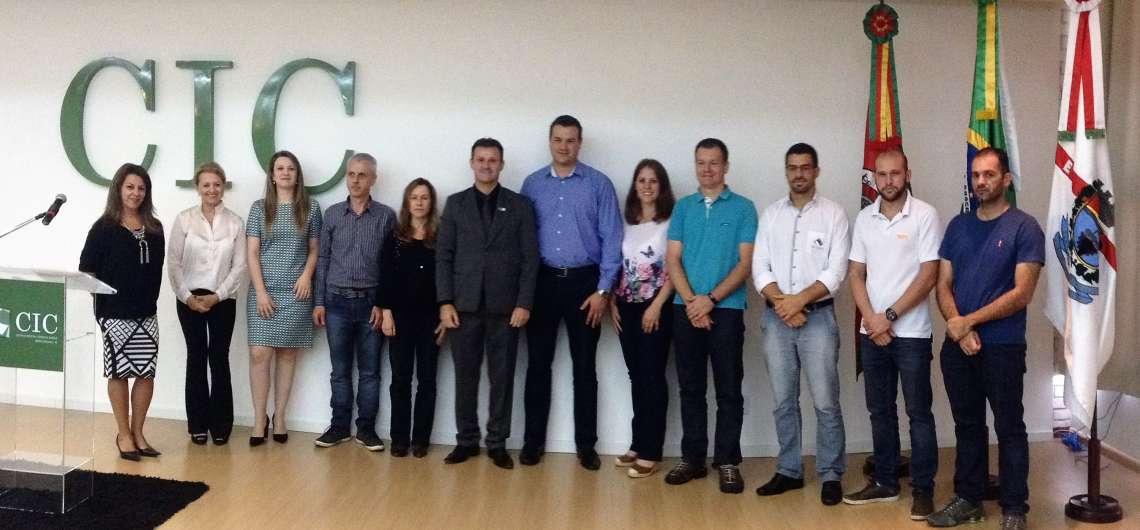 CIC-BG apresenta novos associados