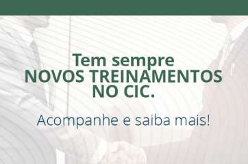 Treinamentos CIC